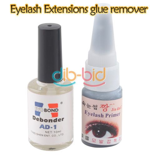 how to clean false eyelashes with makeup remover