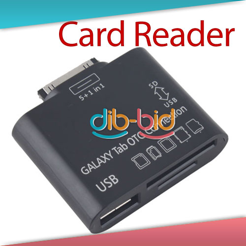 USB OTG Connection Kit SD Card Reader For SAMSUNG GALAXY