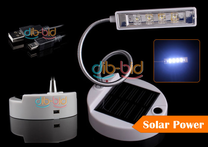 solar reading light 01 01 China Gadgets @ ebay